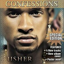 Confessions [Special Edition] by Usher (CD, Oct-2004, LaFace) VG+