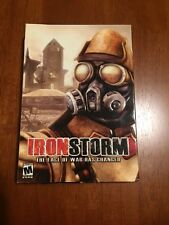 Iron Storm PC Excellent Condition Complete