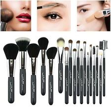 JAF 20Pcs Natural Hair Makeup Brush Set Professional Useful Brush Tools Kits