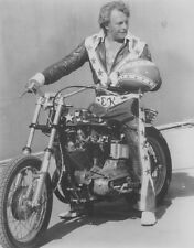 Evel Knievel & Harley-Davidson XR750 - mid 1970's - motorcycle photo 3