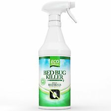 Eco Defense Bed Bug Killer, Natural Organic Formula Fastest, 16 oz. [non-toxic]