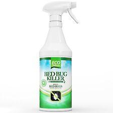 Eco Defense Bed Bug Killer, Natural Organic Formula Fastest, 16 oz. [non-toxic]