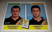 FIGURINA CALCIATORI PANINI 1994/95 VENEZIA 526 ALBUM 1995