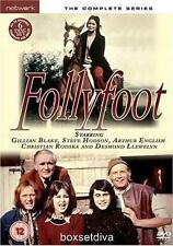 FOLLYFOOT - COMPLETE SERIES 1 2 & 3 **BRAND NEW DVD BOXSET**