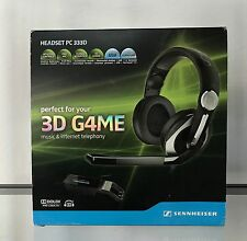 Sennheiser PC 333D GAMING HEADSET  -  Ex Demo. Garanzia 24 mesi.