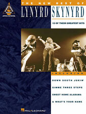 Lynyrd Skynyrd The New Best Of Guitar Recorded Versions Tab Book NEW!