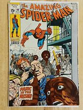 The Amazing Spider-Man #99 (Aug.1971-Marvel)�� Johnny Carson Appearance