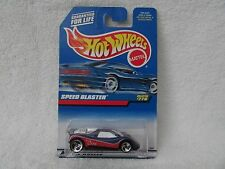 Hot Wheels 1998 Speed Blaster #778