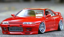 1/10 RC Car Body Shell NISSAN SKYLINE GT-R R32  Drift  W/ Light Buckets