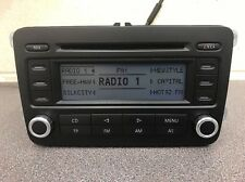 VW VOLKSWAGEN Rcd300 AUTO RADIO STEREO CD PLAYER Golf Polo Lupo Bora + codice