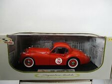 1/18 SCALE SIGNATURE MODELS 1949 JAGUAR XK 120