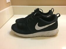"Nike Roshe Run ""Original Black"" Size 7"