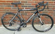 Cannondale Caadx Shimano 105 Cyclocross Bike Bicycle 54cm