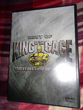 NEW SEALED DVD King of The Cage BEST OF Mixed Martial Art Boxing Muay Thai Etc