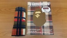 A BATHING APE 2006 AUTUMN / WINTER COLLECTION BOOK MAGAZINE W/ BAPE TOWEL E-MOOK