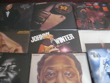 JOHNNY WINTER 20 LP Sealed Set - Hall of Fame Rocker - RARE RE-ISSUES & CD BOX
