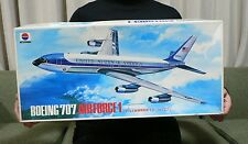 BOEING 707 AIR FORCE 1 ( ONE )  1/100  MODEL KIT NITTO JAPAN
