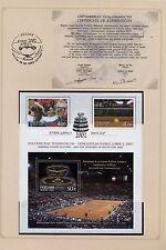 Russia - 2003 - Coppa DEVIS - Folder con BF276 - MNH