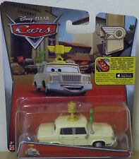 Disney Cars Die-Cast 2016 ~ Brad Winmiler ~ Series 8/11