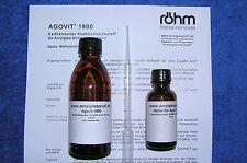 Plexiglas-colla Acrifix ® 2r 1900, 100 ml, colla di plastica, agovit 1900