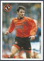 PANINI SCOTTISH FOOTBALL LEAGUE 95- #087-DUNDEE UNITED-CHRISTIAN DAILLY