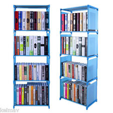 Quality Home Furniture Adjustable Bookcase Storage Bookshelf with 4 Book Shelves