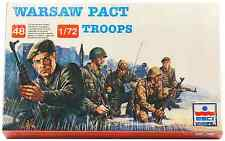 ESCI ERTL #242 - 1/72 scale Warsaw Pact Troops - mint boxed
