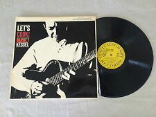 BARNEY KESSEL LET'S COOK 1962 RARE PROMO AUSTRALIAN PRESS LP
