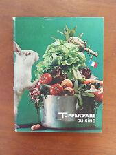 Livre Tupperware cuisine recette