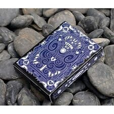 Totem Deck (Blue) by Aloy Studios Playing Cards Poker USPCC New Rare Limited