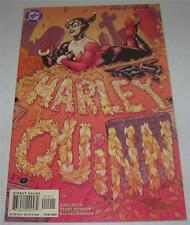 HARLEY QUINN #15 (DC Comics 2002) POISON IVY appearance (VF-) RARE