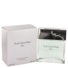 Calvin Klein Truth Fragrance 3.4oz Eau De Toilette MSRP $52 NIB