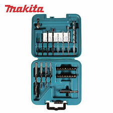 Makita D-53702 30-Piece Drill Bits Set (for Drill/Driver Tool)