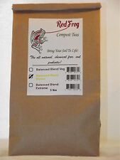 Organic Natrual BLOOM Blend Compost Tea/Worm Castings! Proven Results Red Frog