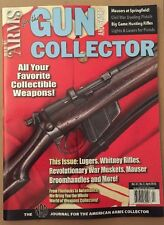 Man At Arms For Gun & Sword Collector Luger Musket April 2015 FREE SHIPPING!