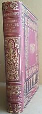 1874 Gustave Dore Illustrated L'Espagne Spain French Newberry Library Chicago