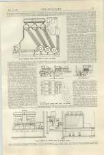 1922 Powerstation Design Woodeson Boiler Howden Air Heaters