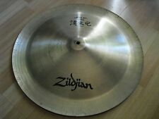 "20"" 80s pre serial Avedis Zildjian China Boy High 1850g engraved stamp"
