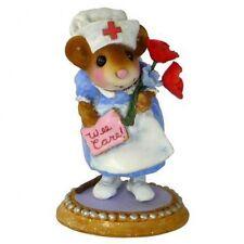 Wee Forest Folk M-470 Nurse Goodheart - Blue