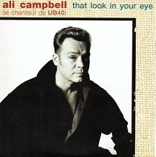 ★☆★ CD Single UB40 - Ali CAMPBELL That look in your eye 2-track CARD SLEEVE  ★☆★