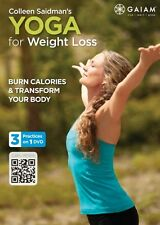 YOGA FOR WEIGHT LOSS New Sealed DVD