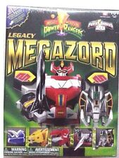 2013 BANDAI MIGHTY MORPHIN POWER RANGERS LEGACY MEGAZORD 20th Anniversary Mint