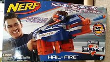 REDUCED! Nerf N-Strike Elite Hail-Fire Gun Blaster 98952 New In Box