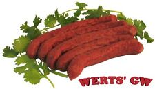 3 lb. Smoked Mild Beef Sticks-Fully Cooked Beef Stick-Processed in Nebraska