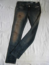 Replay Damen Blue Jeans Stretch Maestro Denim W26/L32 low waist slim fit