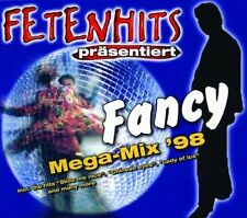 Fancy Mega-mix '98 [Maxi-CD]
