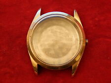 ROLEX 14K GOLD FILLED OYSTER PERPETUAL DATE 1024 CASE ONLY
