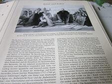 Archiv Bayerische Geschichte 10 Kultur 5167 König Ludwig I Künstler Kaulbach