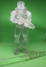 Halo Exclusive Action Figure Master Chief Active Camoflauge RARE!! Halo Wars 2