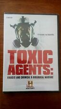 TOXIC AGENTS: VIRUSES AND CHEMICAL & BIOLOGICAL WARFARE NEW AND SEALED